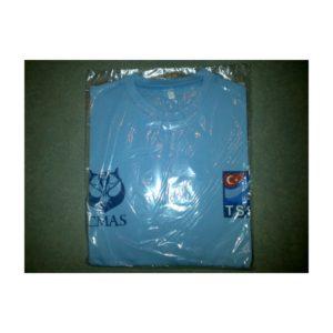G0927 Tshirt Istambul Turquoise L