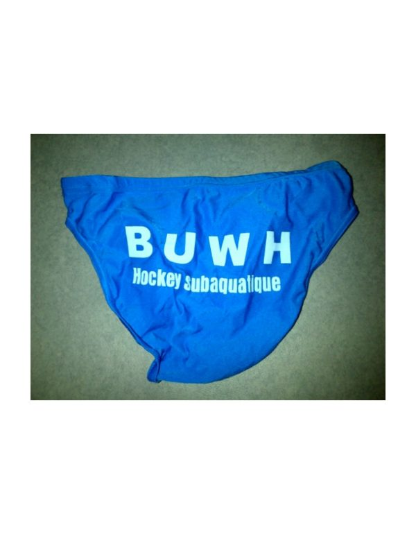 G0917 Maillot BUWH Homme L